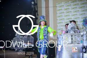 Новогодний корпоратив в Крыму: костюмированная вечеринка