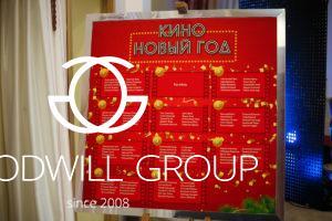 Новогодний корпоратив для компании в Крыму