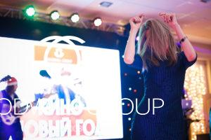 """Совместный корпоратив в Крыму, SHARED party - """"Кино Новый Год"""""""